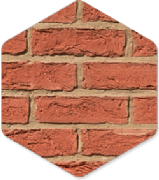 York Handmade Lindum 65mm Brick